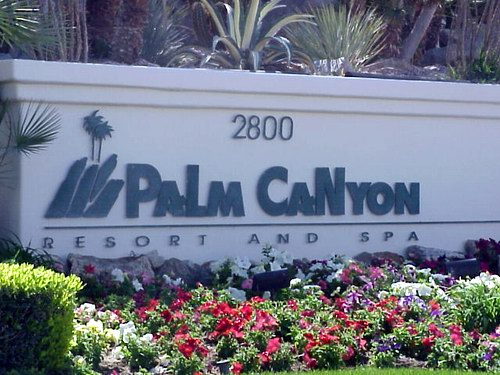 View details: Palm Canyon Resort and Spa